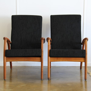 TH Brown Black Armchair_pair_front