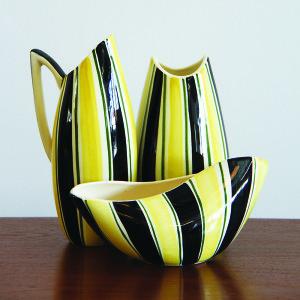 australian pottery 3 pce