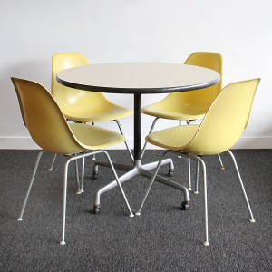 eames table & chairs_crop