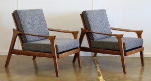 inga chairs by danish deluxe pair_front angle
