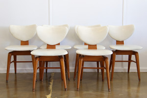 mid century dining chairs_front