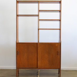 mid century room divider_front