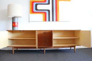 parker large sideboard_open