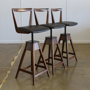 th brown 3x bar stools_angled row