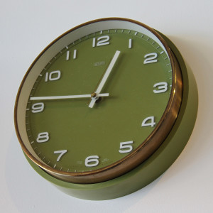 metamec wall clock