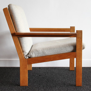 danish teak armchair_side crop