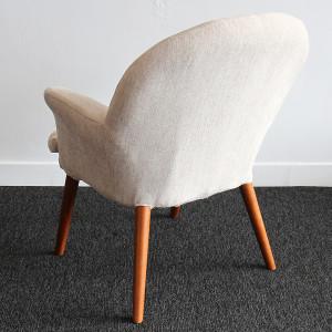 mid century armchair_back angle