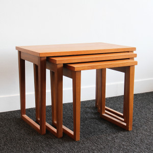 nest teak tables 1